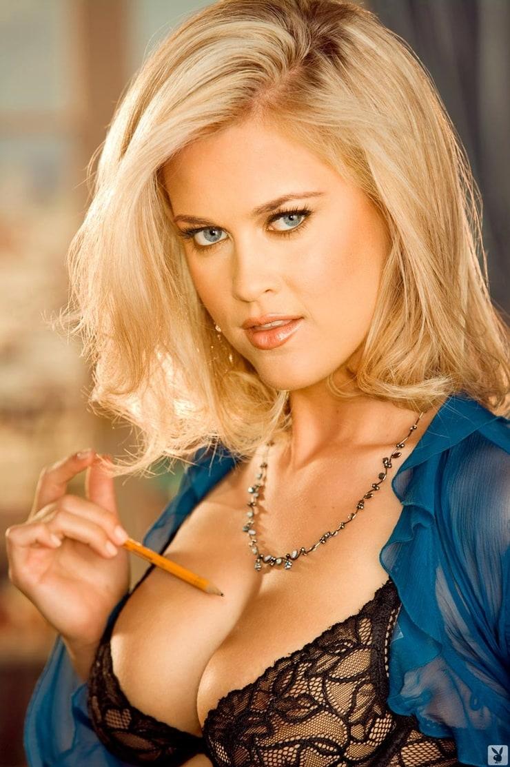 Milena velba blue bikini