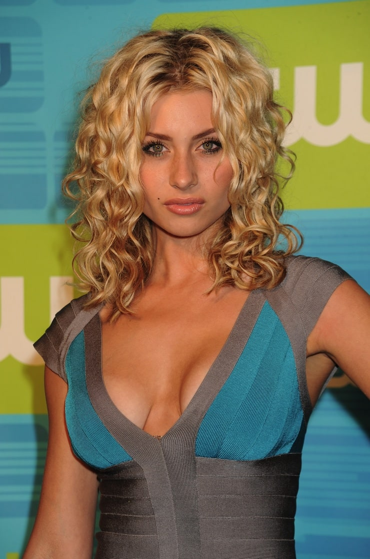 Picture Of Aly Michalka