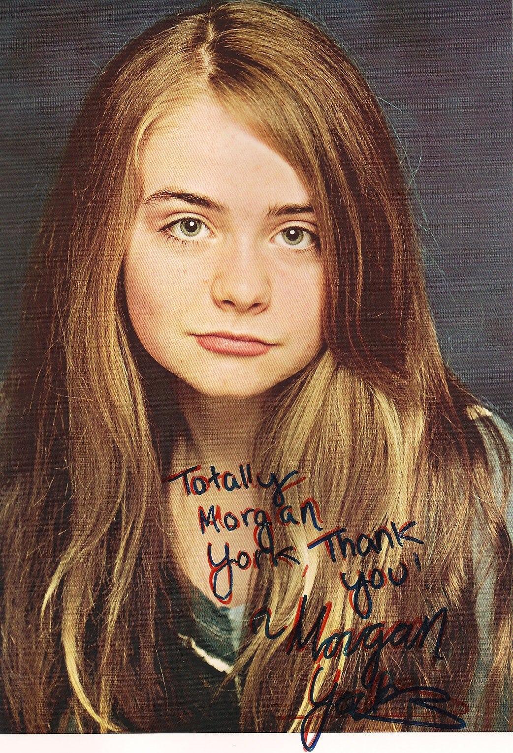 Picture of Morgan York