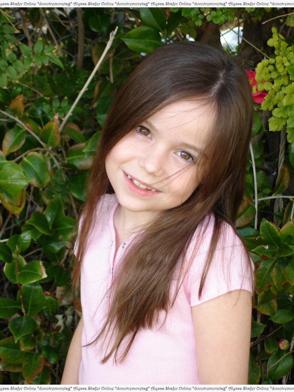 alyssa shafer child starlets