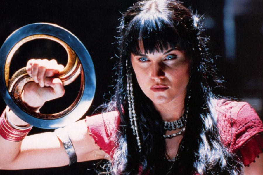 Xena: Warrior Princess                                  (1995-2001)