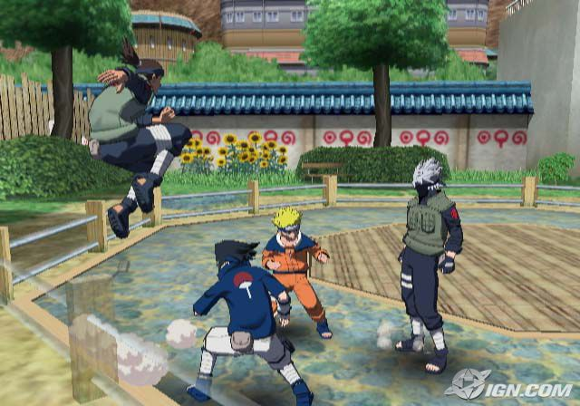 how to get all characters in naruto clash of ninja