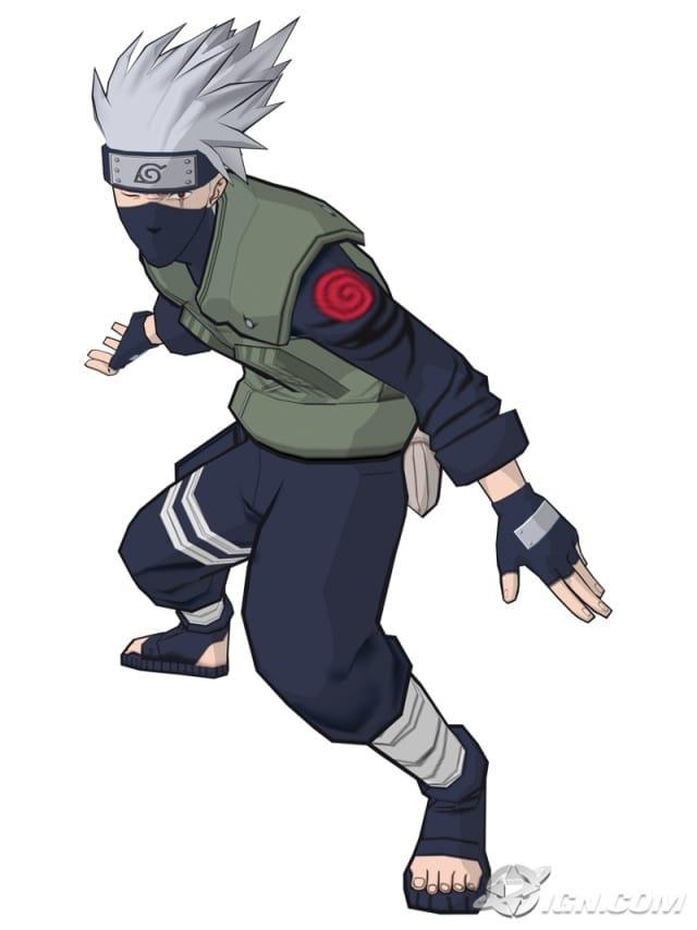Naruto Clash Of Ninja Series : Picture of naruto clash ninja revolution
