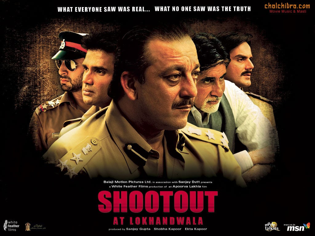 Image result for Shootout at Lokhandwala (2007)