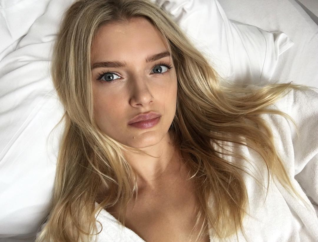 lily donaldson no makeup