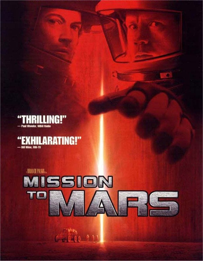 Picture of Mission to Mars