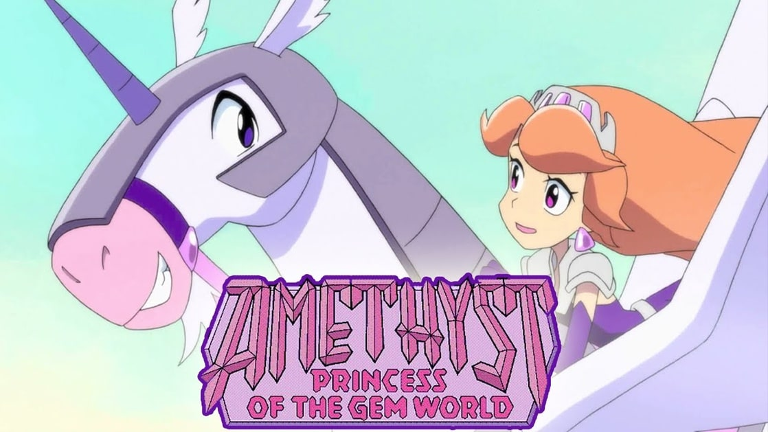 Amethyst, Princess of Gemworld