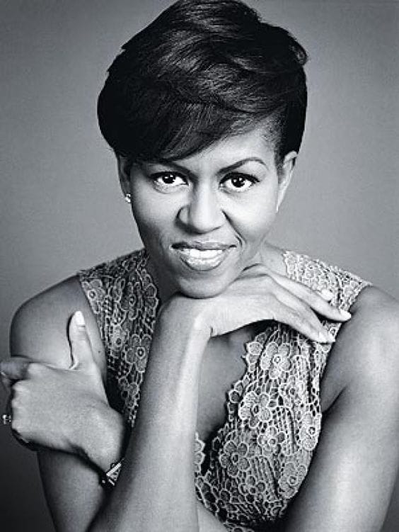 michelle obama thesis available