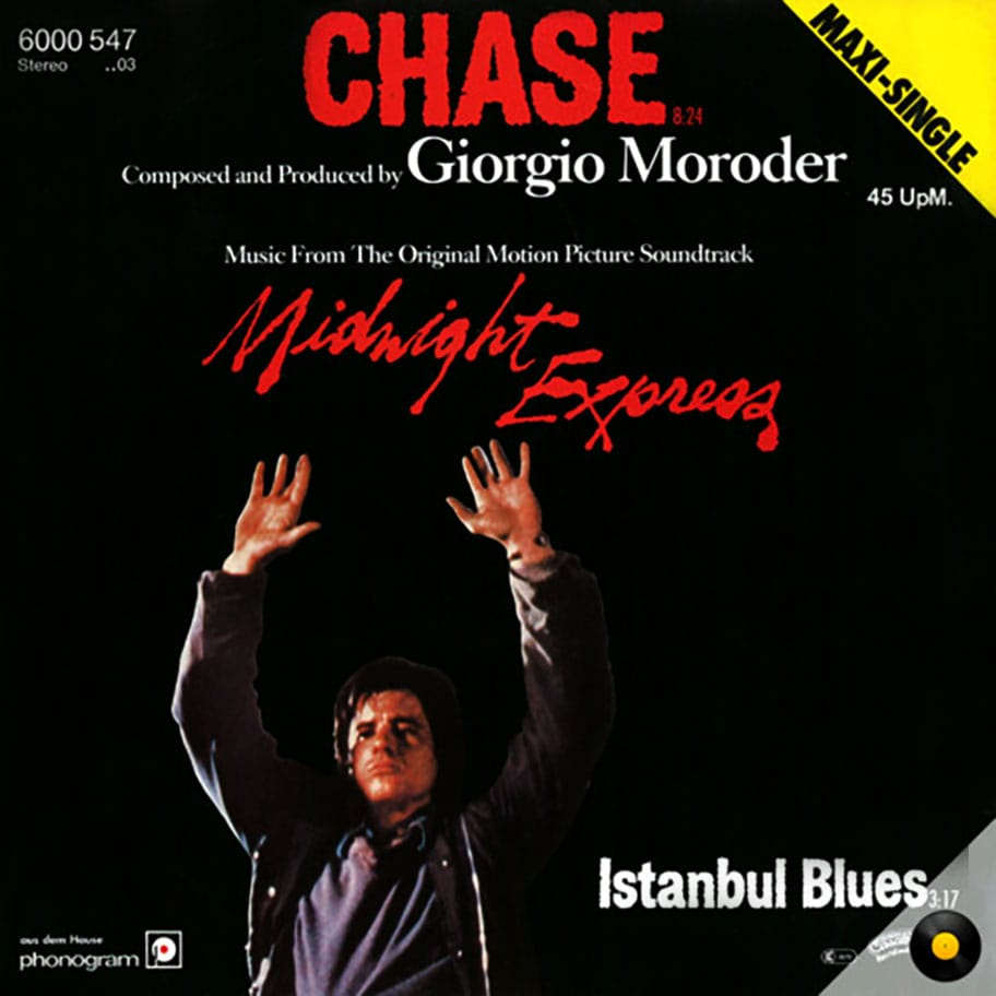 Picture of Midnight Express OST by Giorgio MORODER