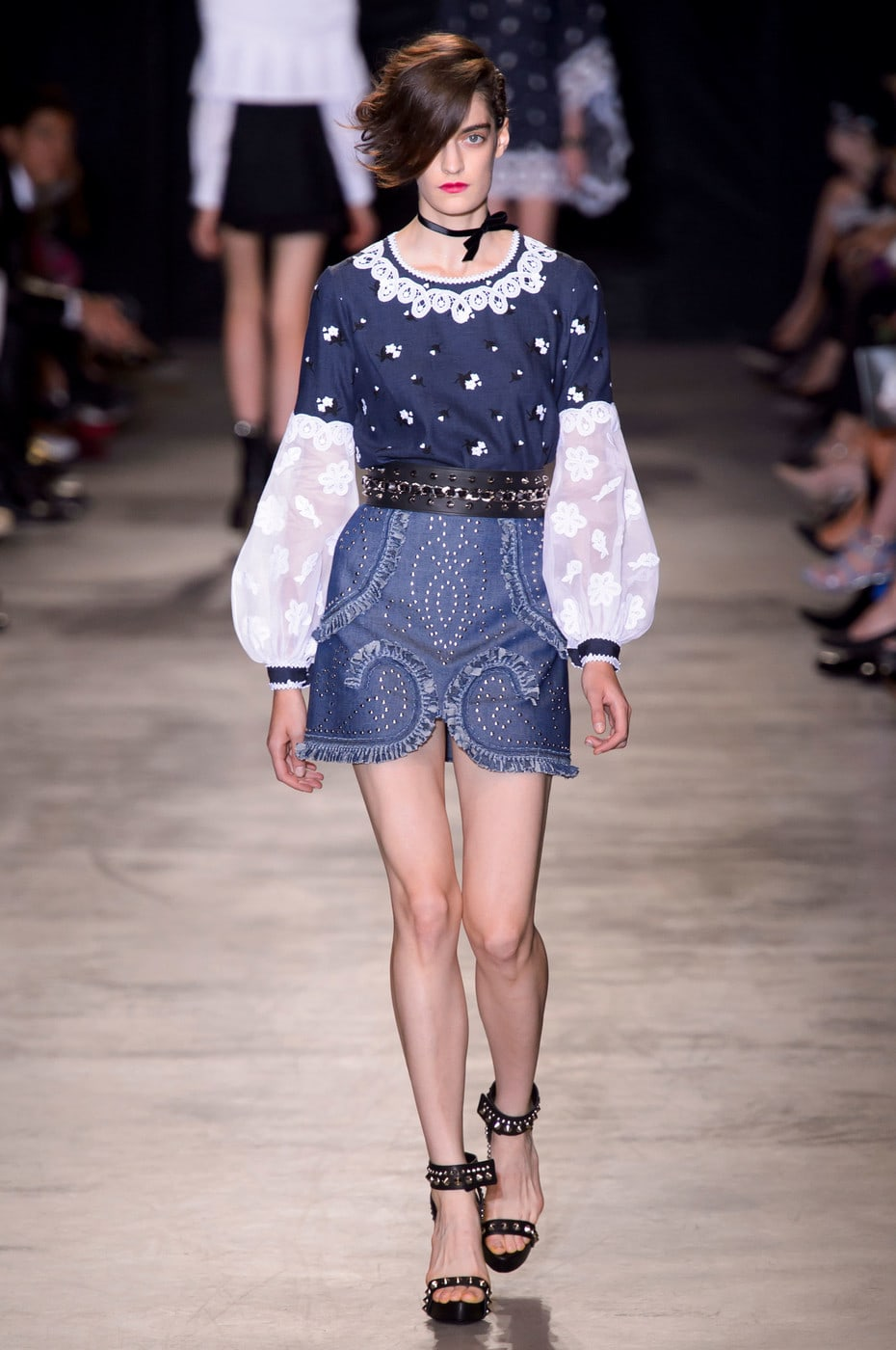 Блузки Лето 2013 Andrew Gn