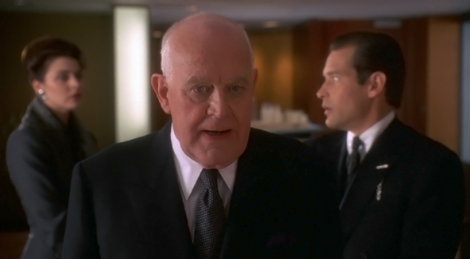 Image result for miracle on 34th street 1994 joss ackland