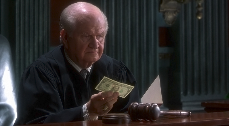 Image result for miracle on 34th street 1994 robert prosky