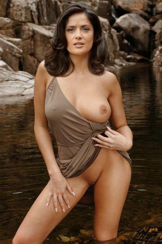 Сальма хайек актриса фото голая
