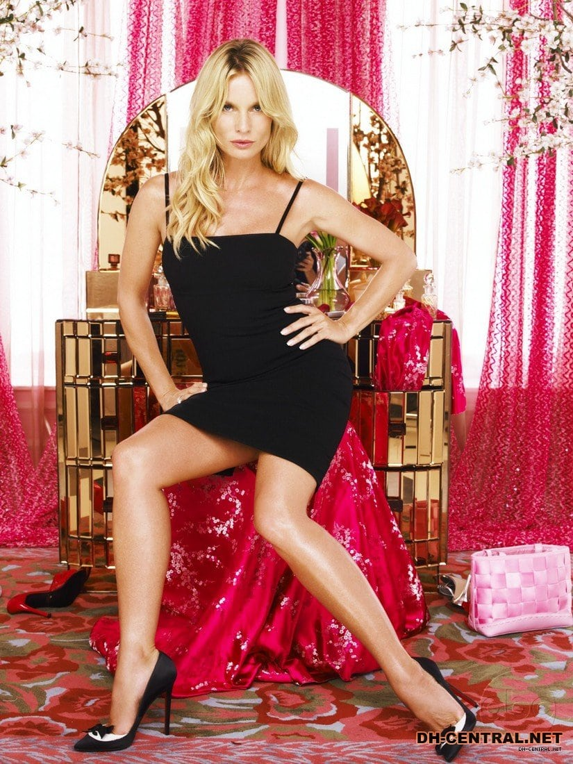 Nicollette Sheridan movies and tv shows