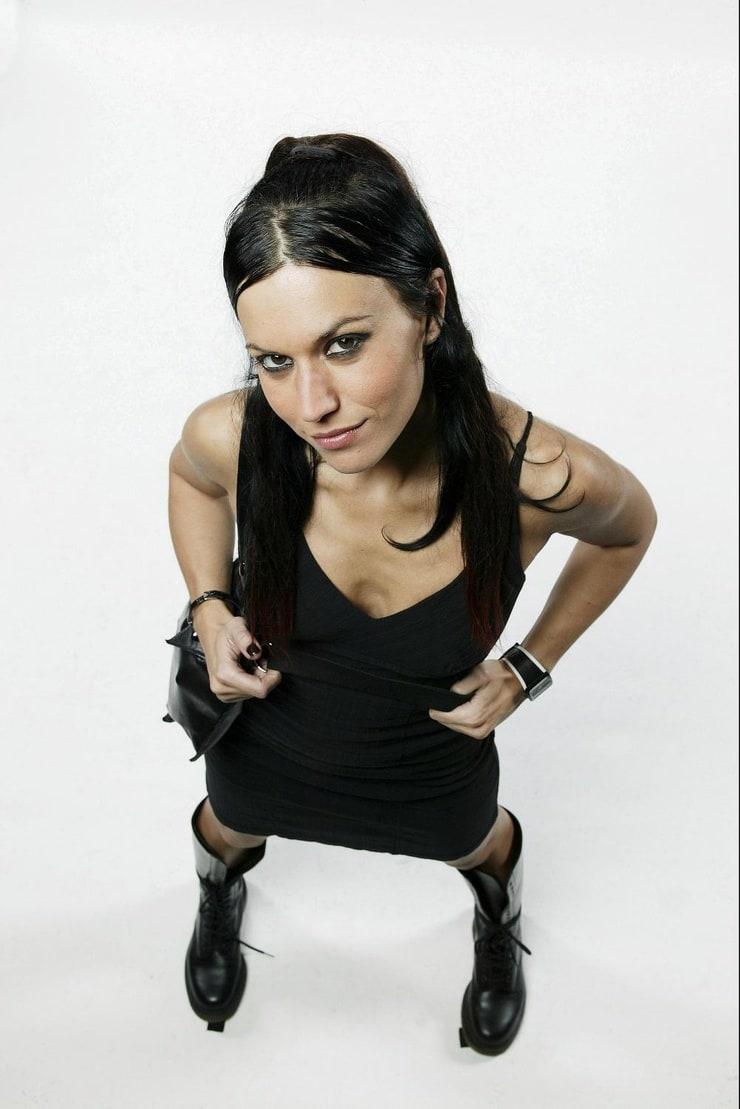 Picture Of Cristina Scabbia
