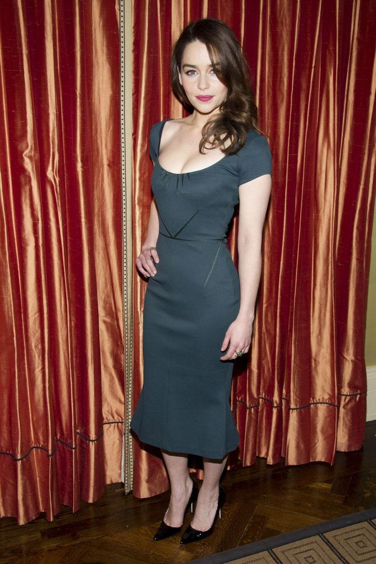 Эмилия кларк беременна или нет 65