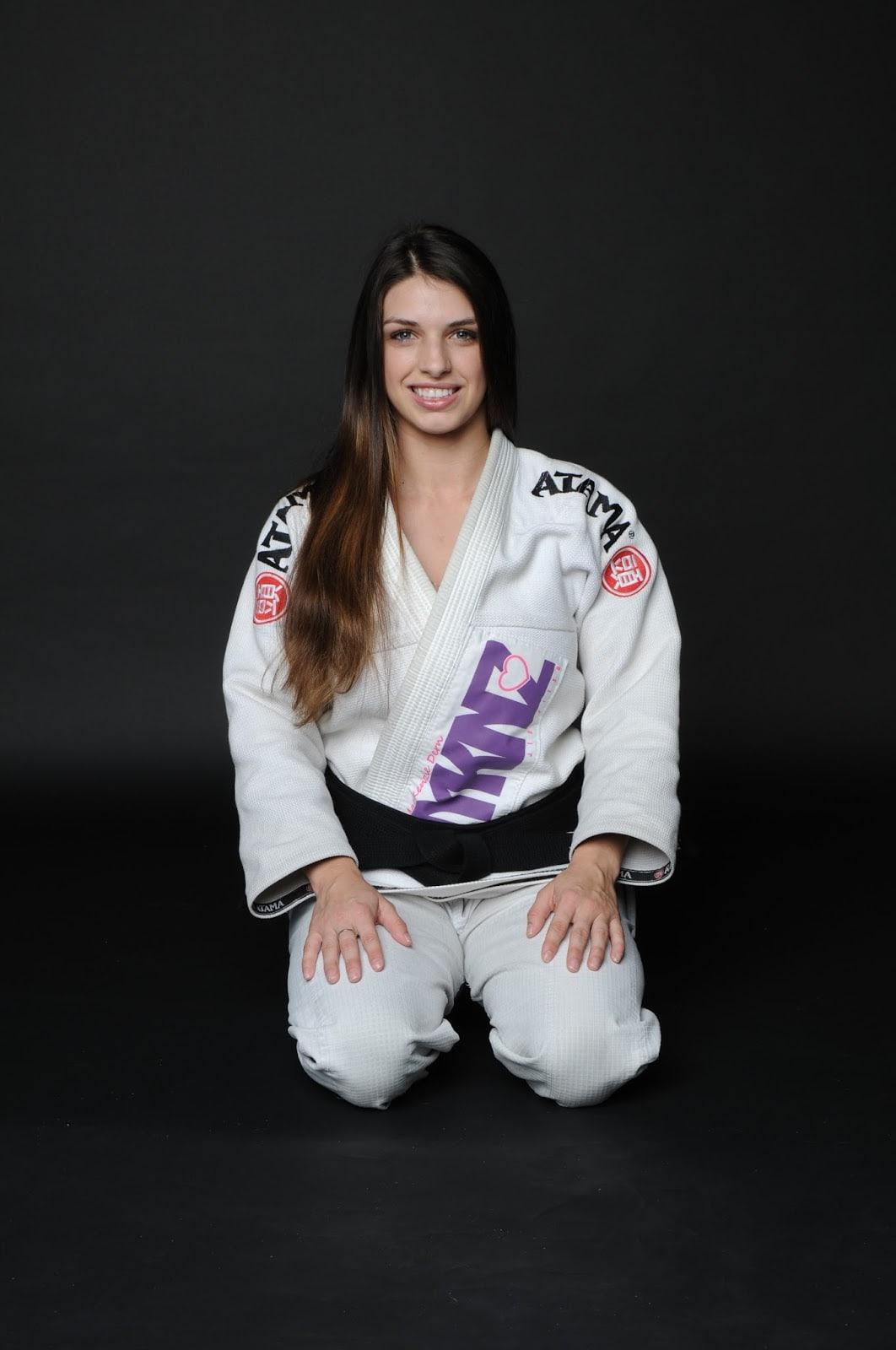 Picture of Mackenzie Dern