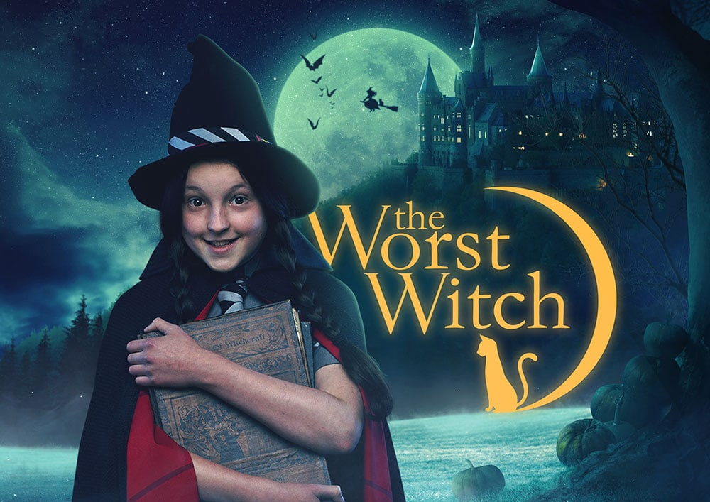 The Worst Witch                                  (2017- )