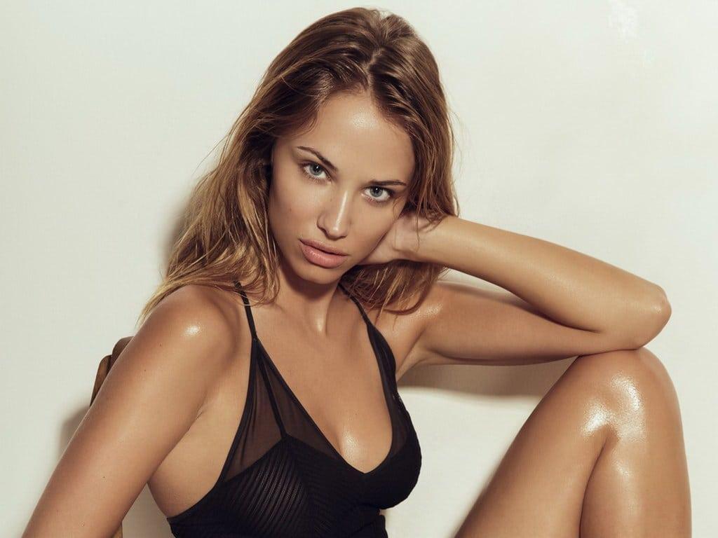 Agathe Teyssier (model)