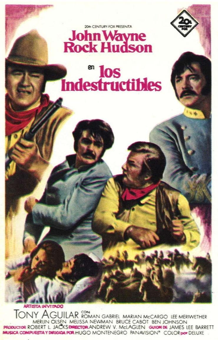 Die Unbesiegten 1969