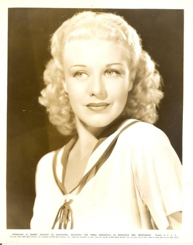 ginger rogers how tall