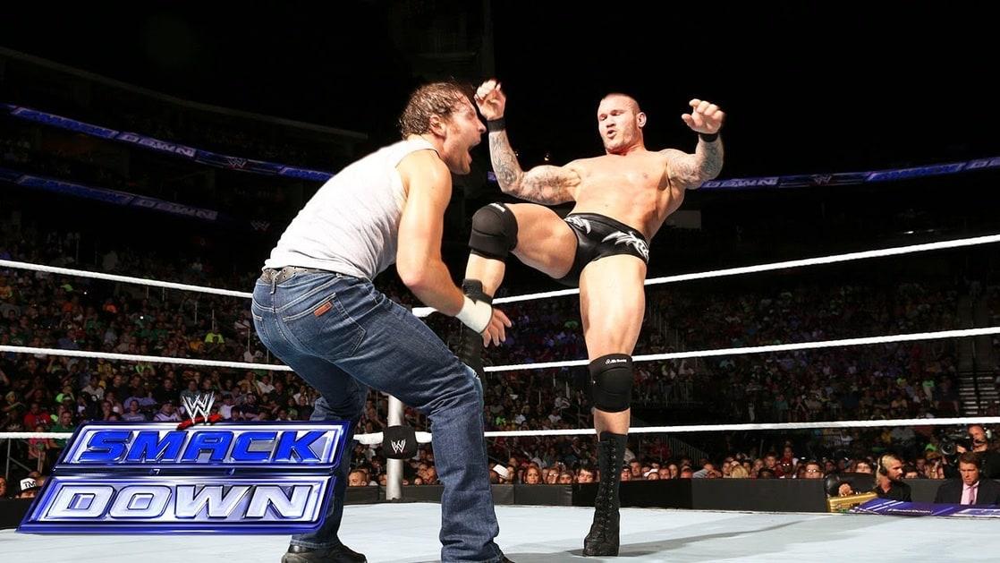Randy Orton vs. Dean Ambrose (8/8/14)