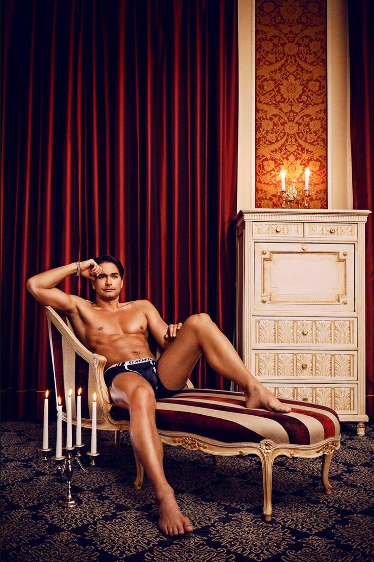 Marcus schenkenberg nude