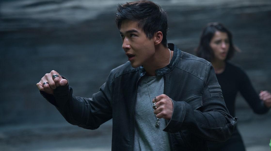 Zack Taylor (Ludi Lin)