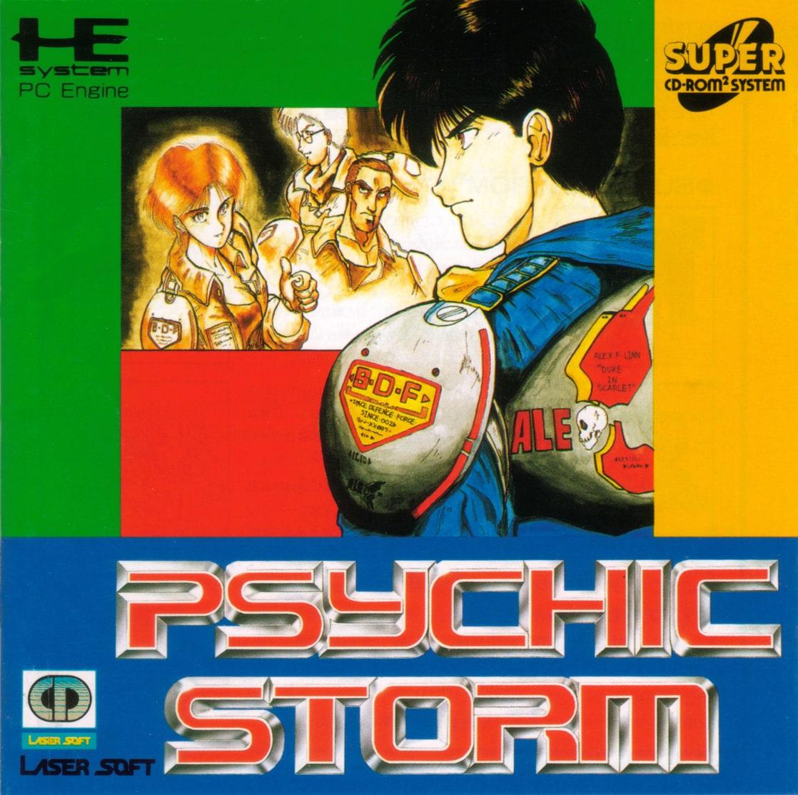 Psychic Storm
