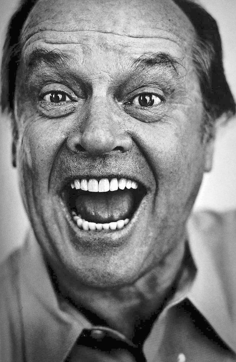 Jack Nicholson picture...