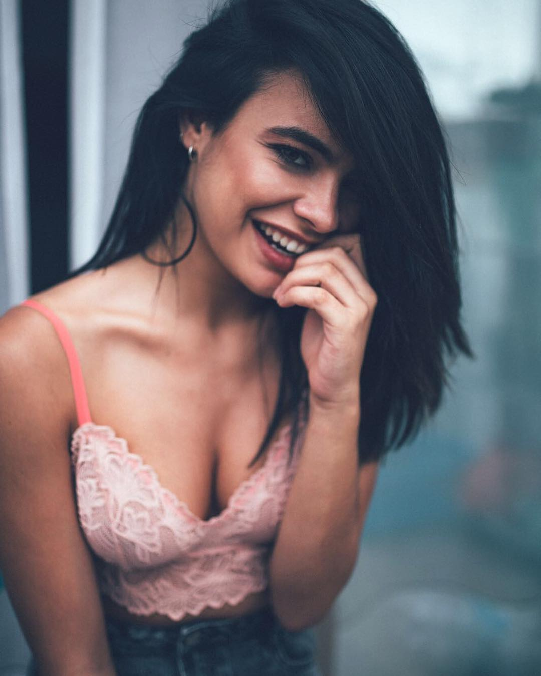 braless Is a cute Mariam Agredano naked photo 2017
