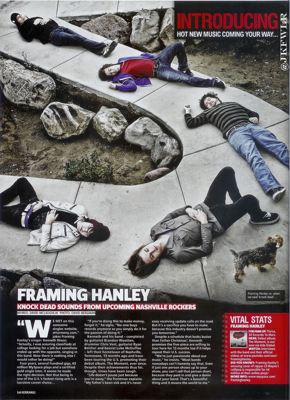 Picture of Framing Hanley