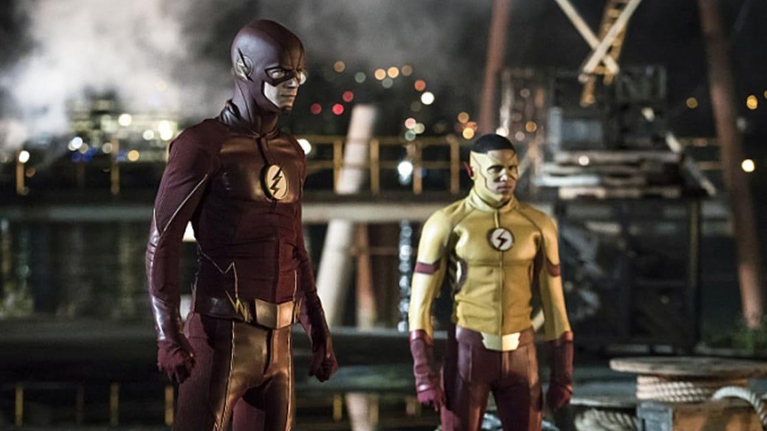 The Flash                                  (2014- )