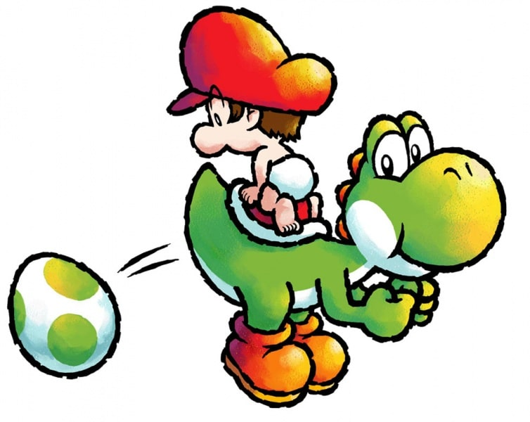 Picture of yoshis island ds yoshis island ds sciox Image collections