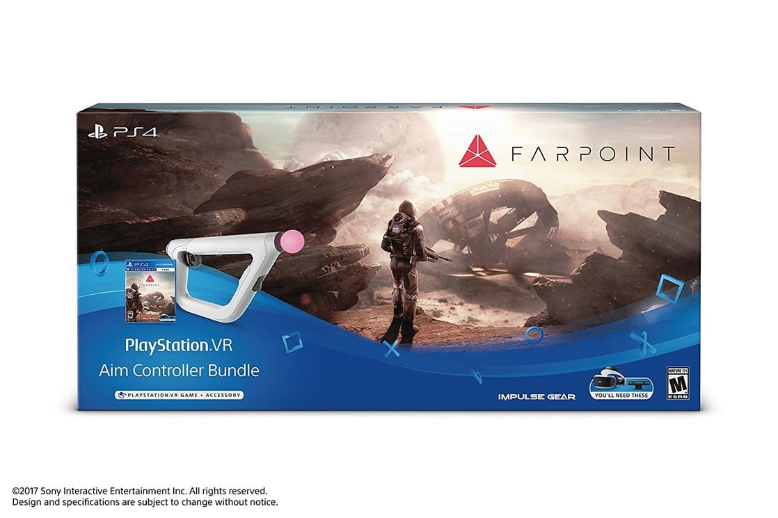 Farpoint  Aim Controller Bundle Edition