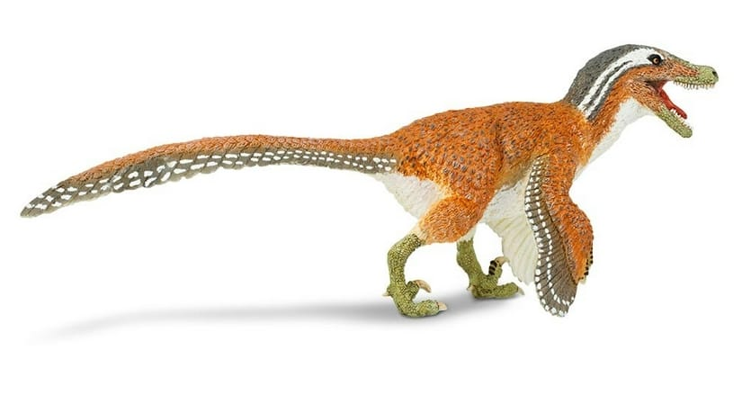 Safari Ltd. Feathered Velociraptor