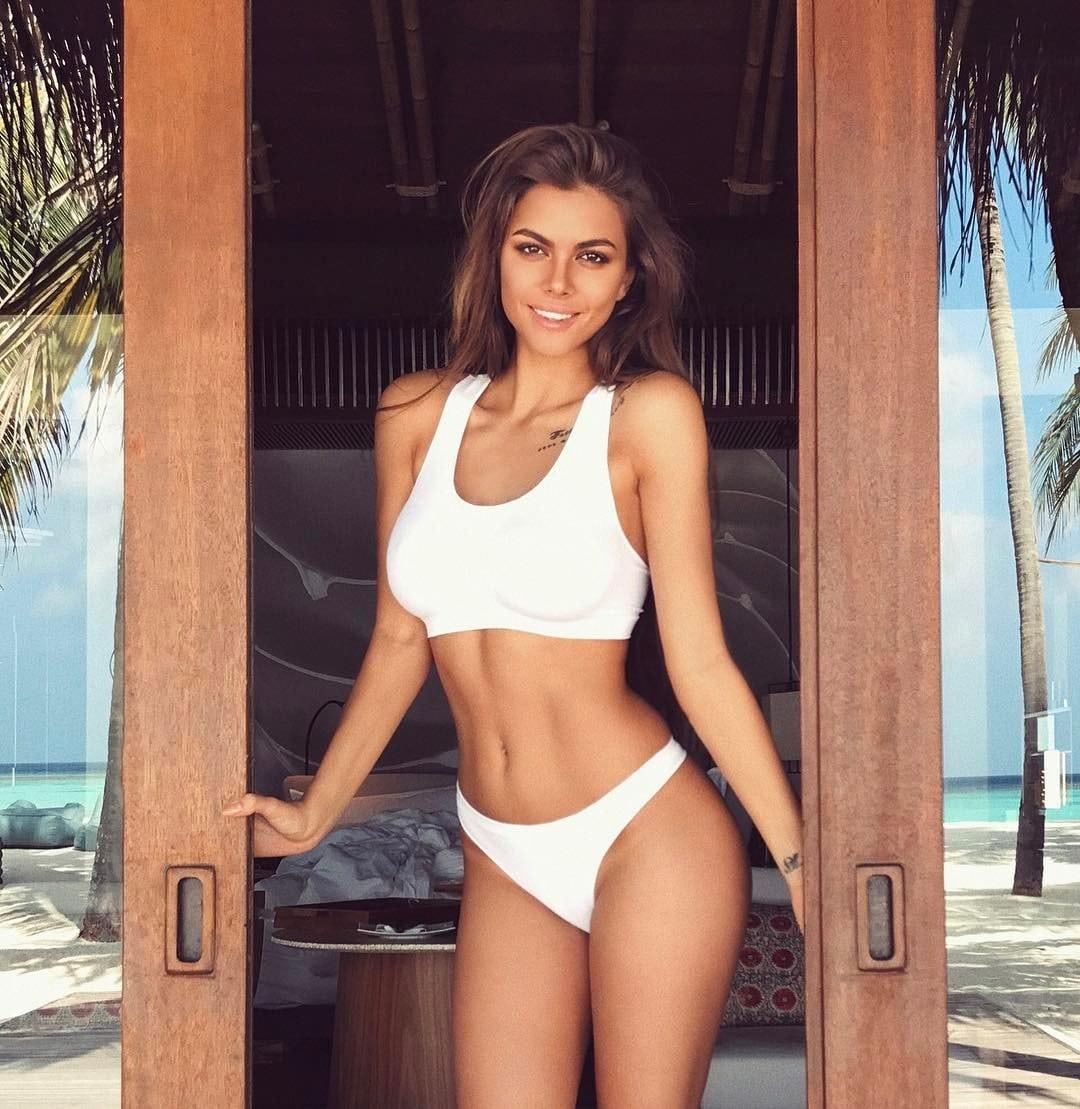 Young Viktoria Odintcova nude (76 foto and video), Ass, Bikini, Boobs, in bikini 2018