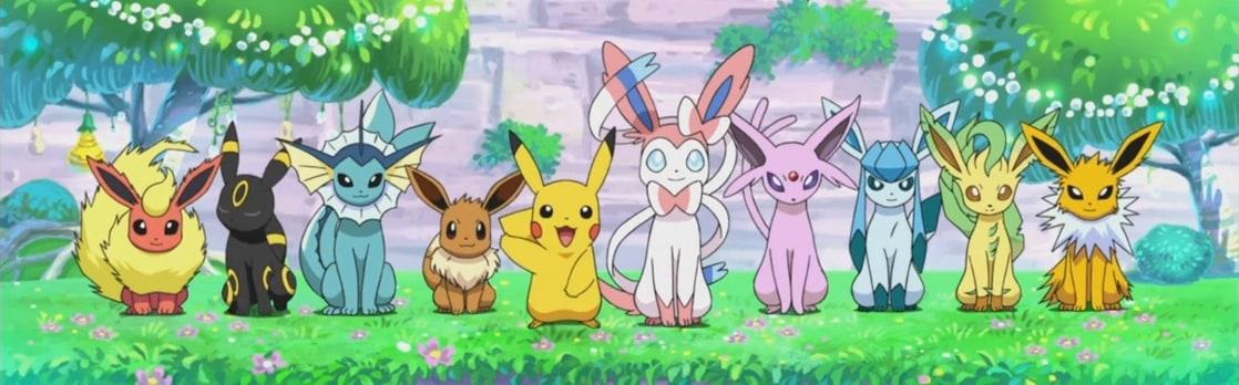 Pokémon: Eevee & Friends