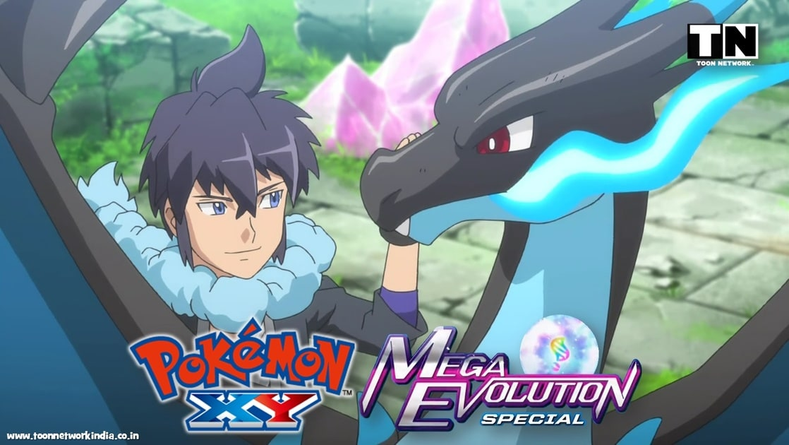 Pokémon: Mega Evolution - (Strongest Mega-evolution)