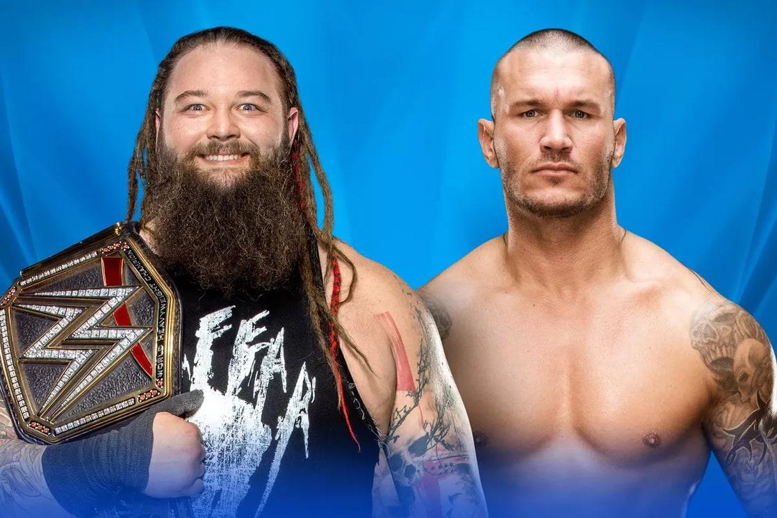 Bray Wyatt vs. Randy Orton (WWE, Wrestlemania 33)
