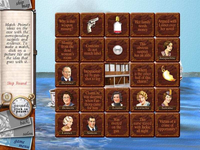 Agatha christie death nile pc game free download