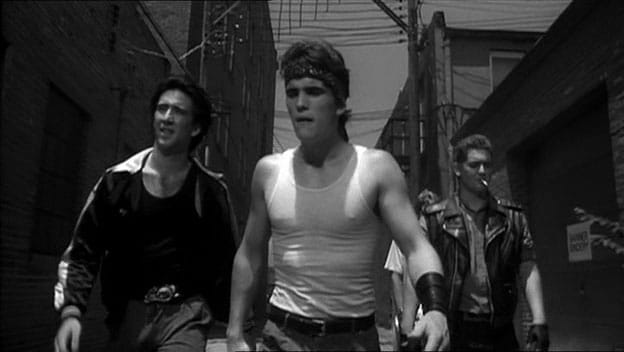 Picture of rumble fish for Rumble fish movie
