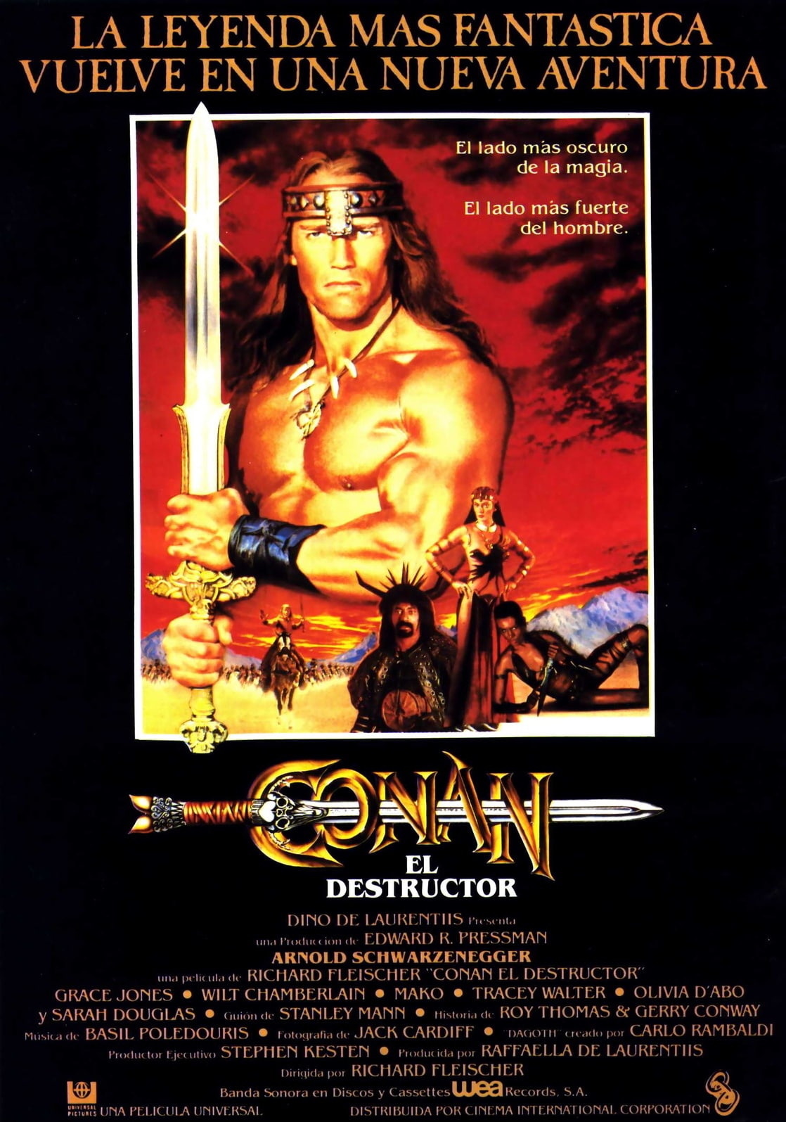 Picture of Conan the Destroyer