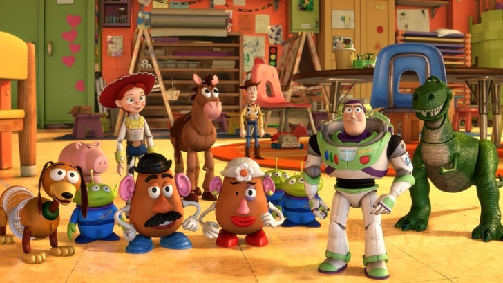 Toy Story 3 [2 Blu-ray + DVD]