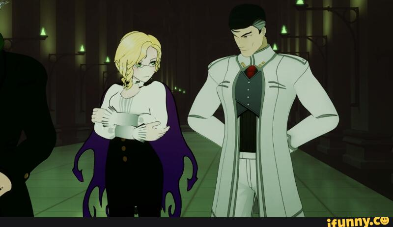 Professor Glynda Goodwitch (RWBY)