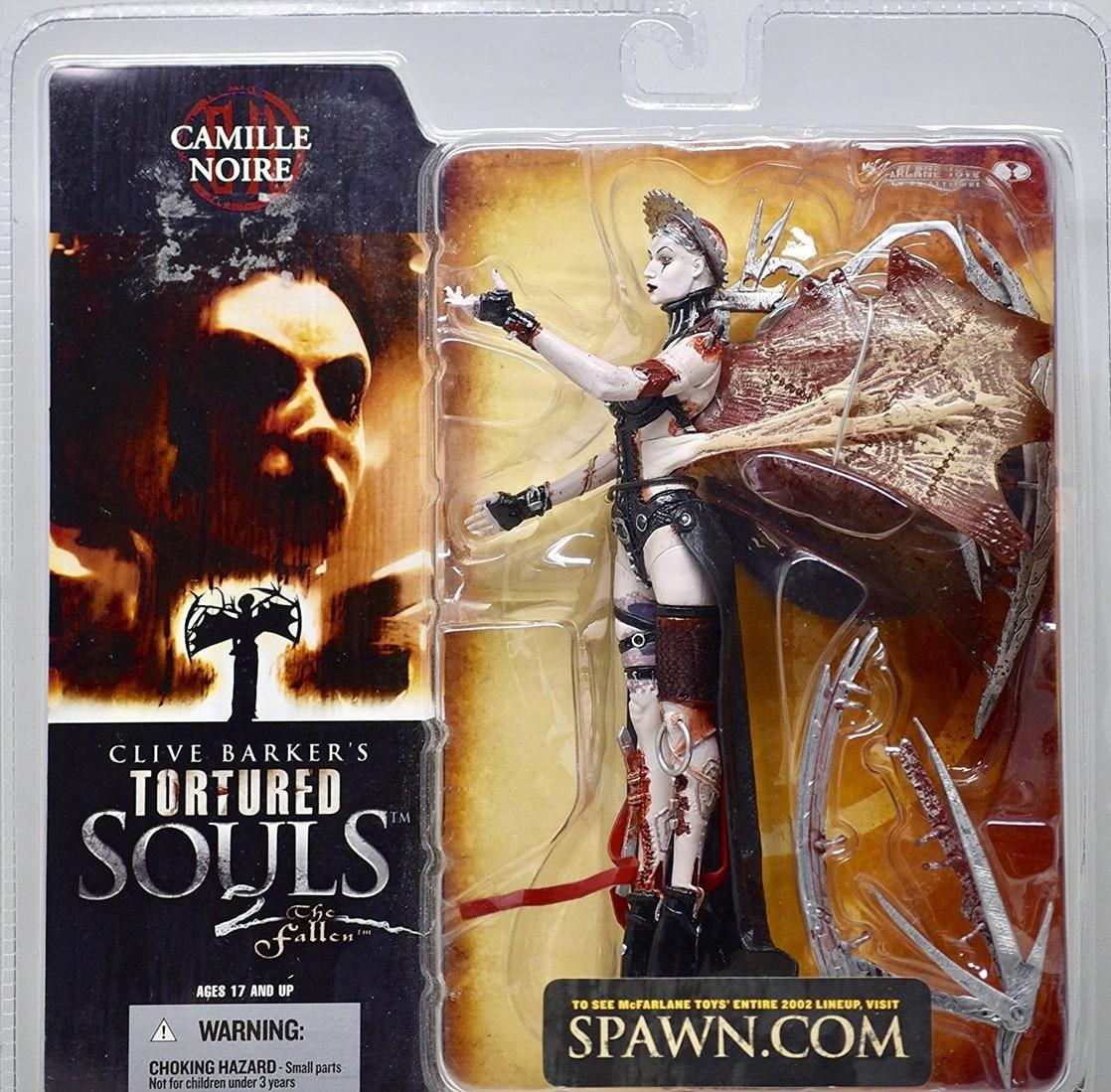 McFarlane Toys Clive Barker's Tortured Souls 2: Camille Noire