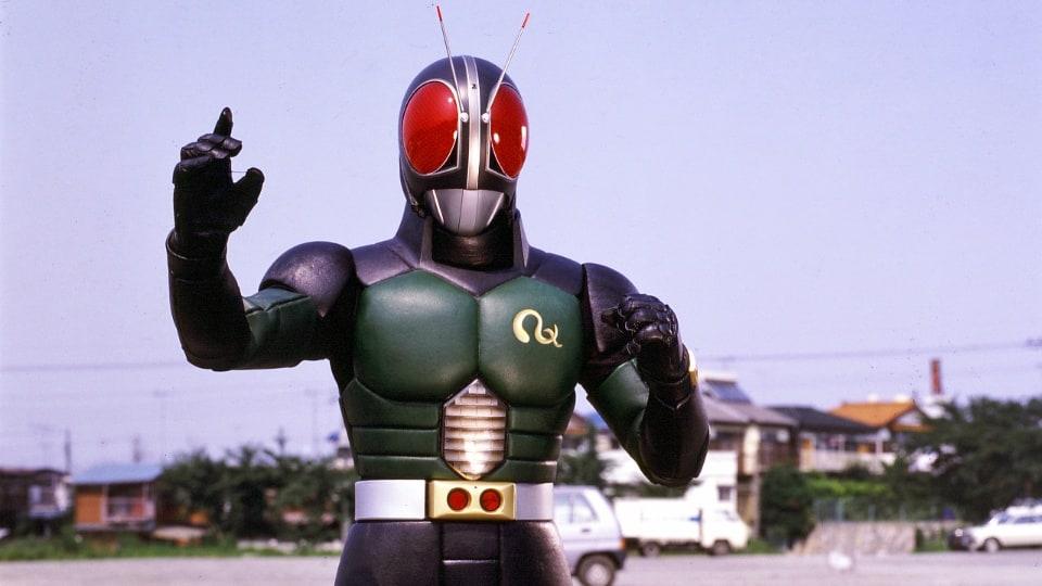 Picture of Kamen Rider Black RX