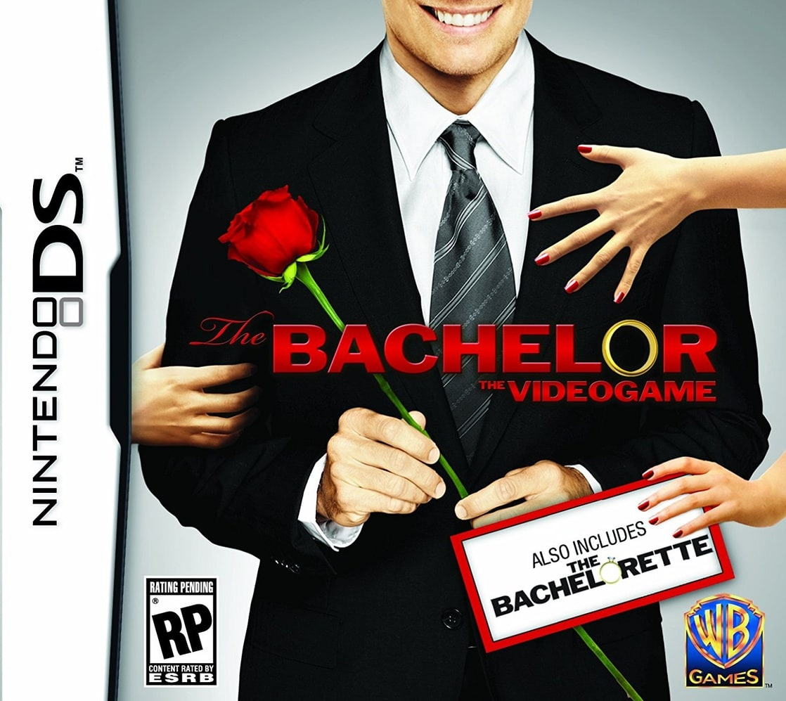 The Bachelor The Video Game - Nintendo DS Standard Edition