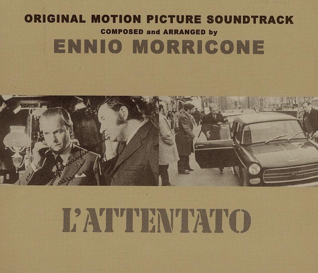 L'Attentato (Original Motion Picture Soundtrack)