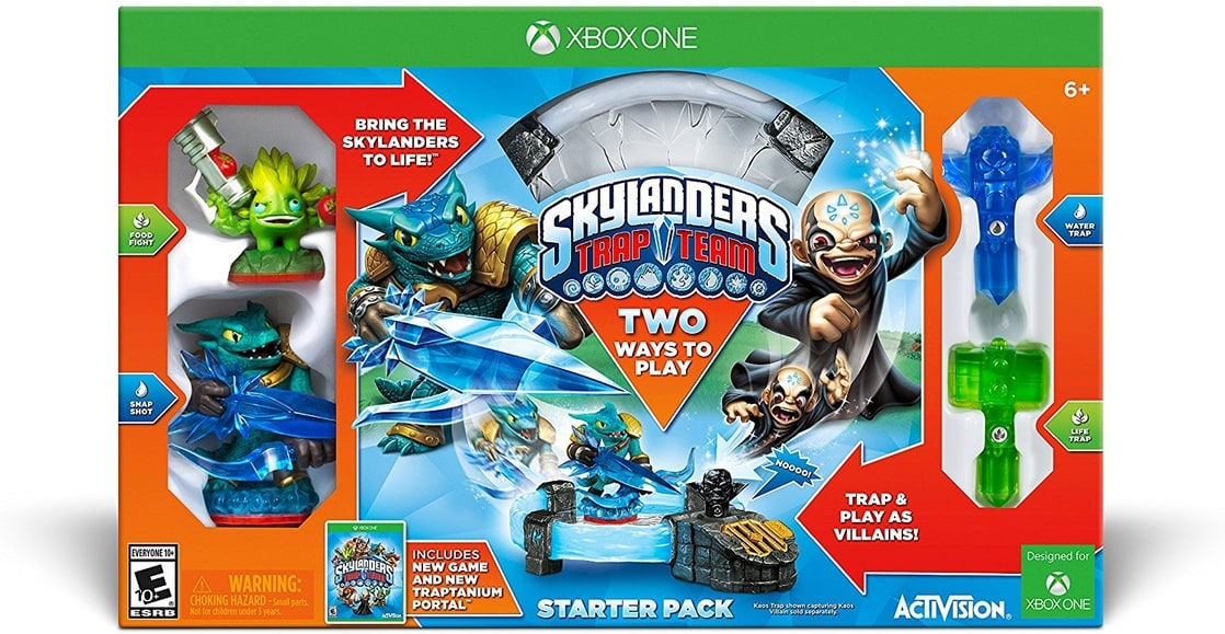 Skylanders Trap Team Starter Pack - Xbox One